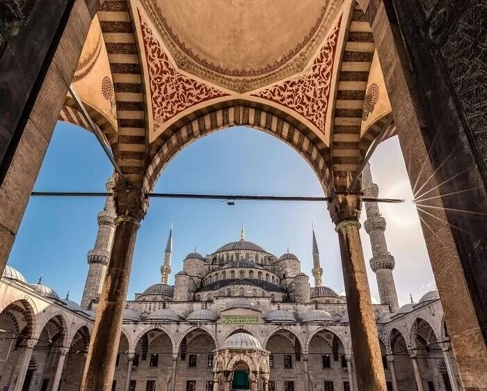 Guided Istanbul Trip