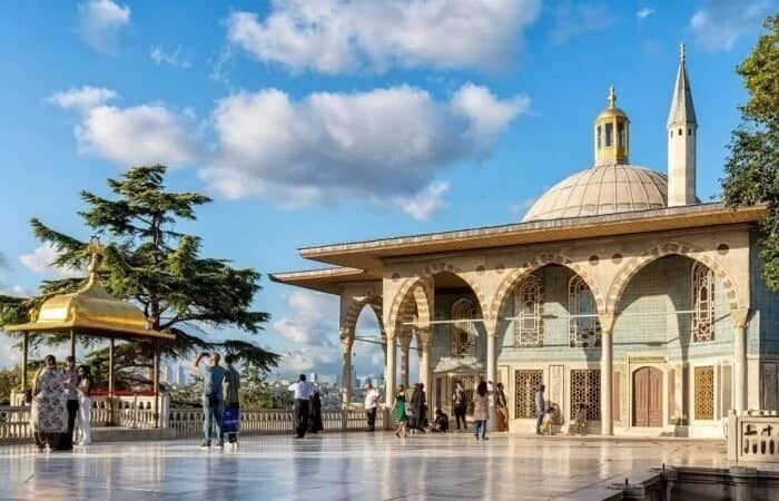 Istanbul Islamic Heritages Tour