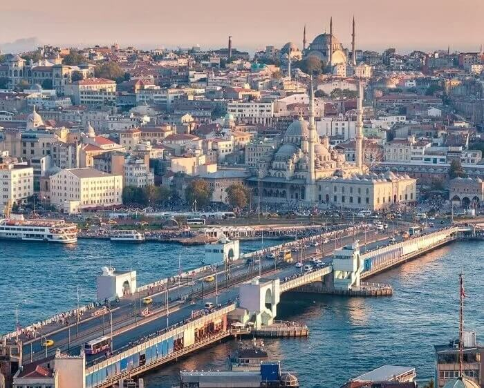 Istanbul local guide