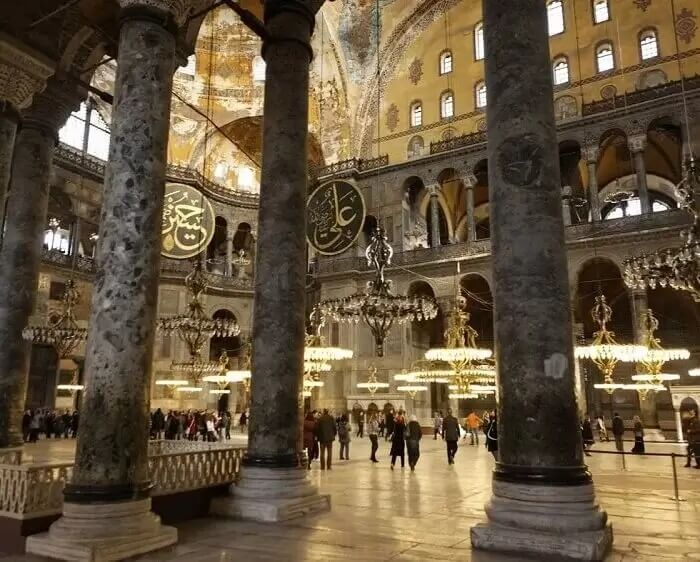 Istanbul private tour guide