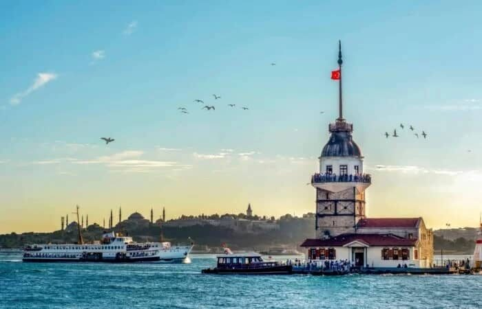 Private Half Day Guided Bosphorus Cruise