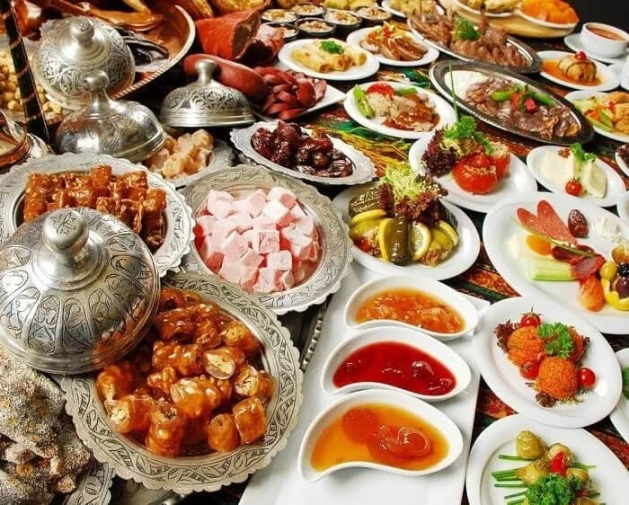 culinary and flavors of Istanbul