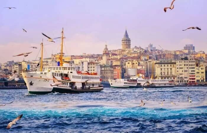 istanbul guided self schedule tour