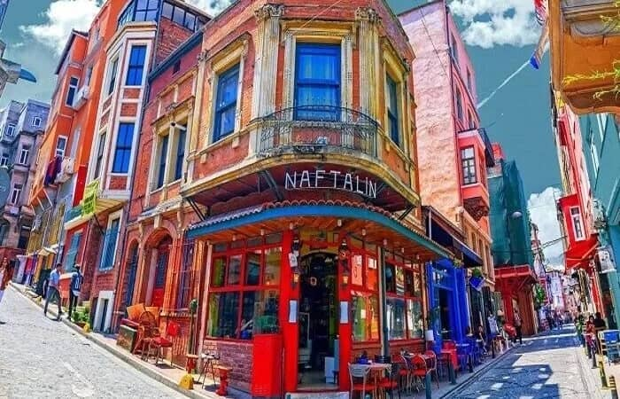 istanbul local sights tour