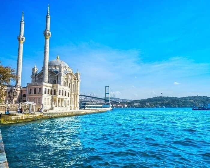 private guided bosphorus cruise tour