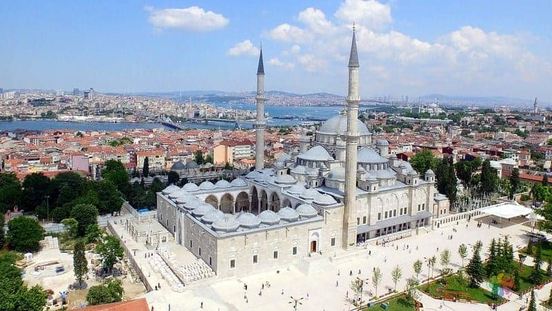 fatih mosque tour guide