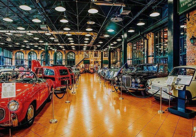 rahmi-koc-car-museum