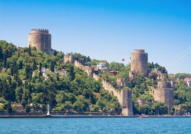 rumeli-fortress-bosphorus