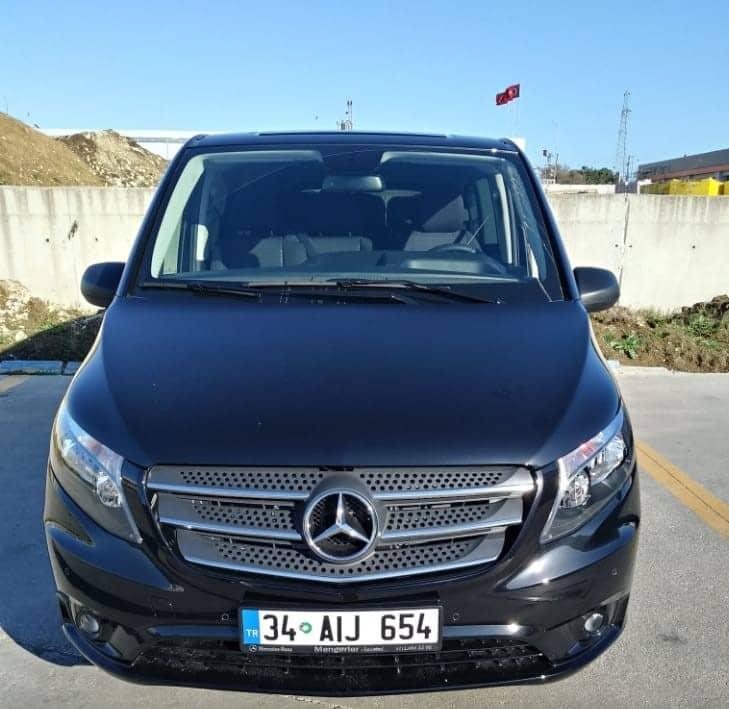 private minivan istanbul