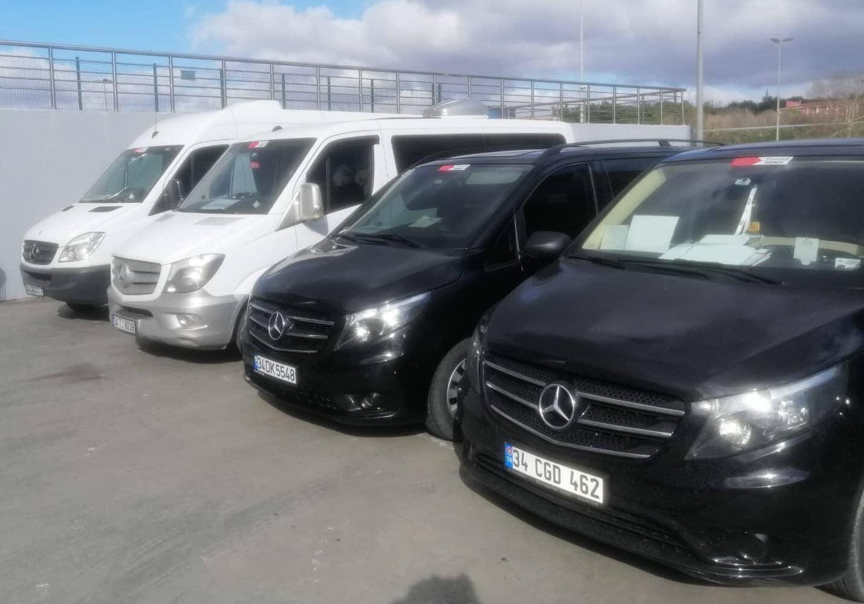 istanbul vehicle