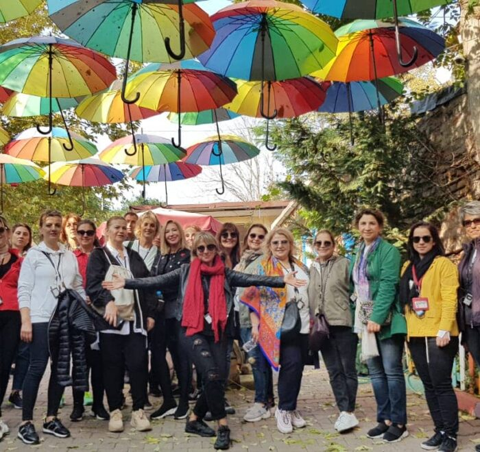 duygu female tour guide in istanbul