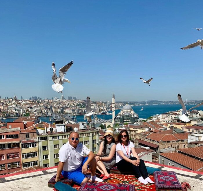 duygu the guide istanbul