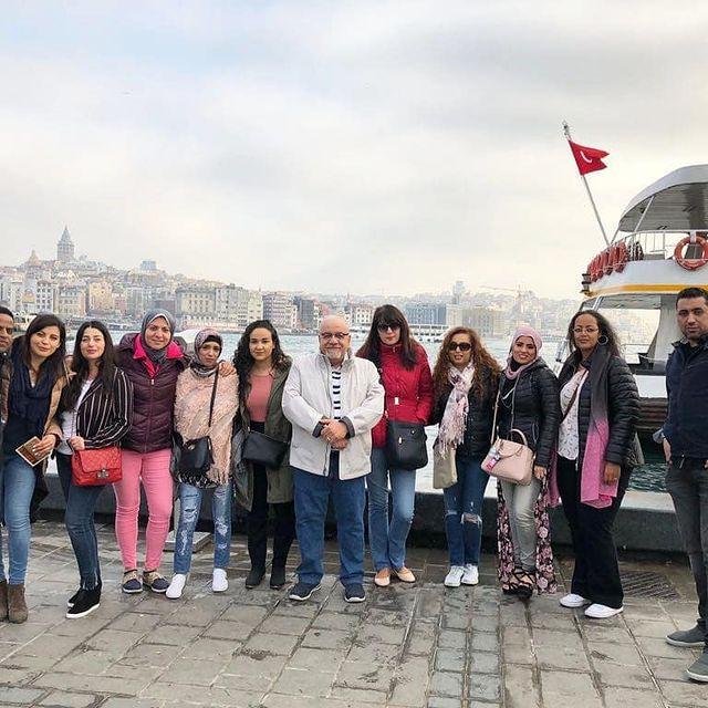 istanbul female guide sanem