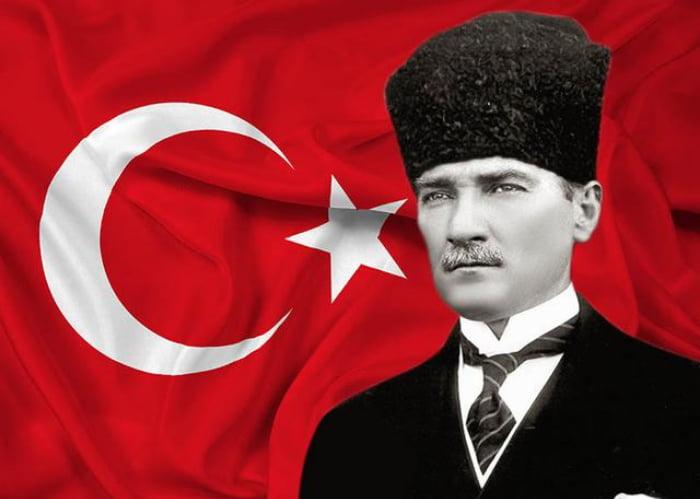 mustafe kamal ataturk the father of turks