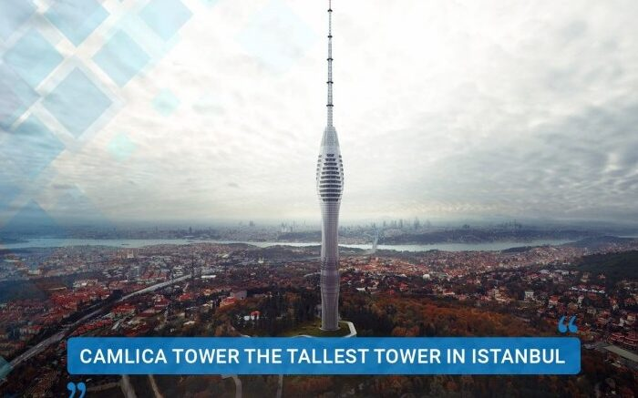 camlica tower istanbul