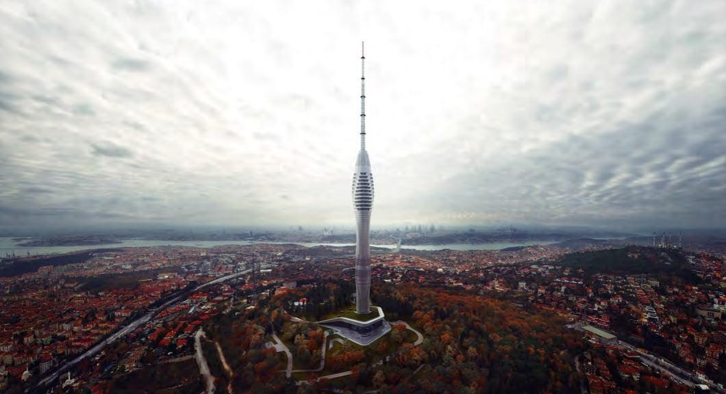 camlica tower