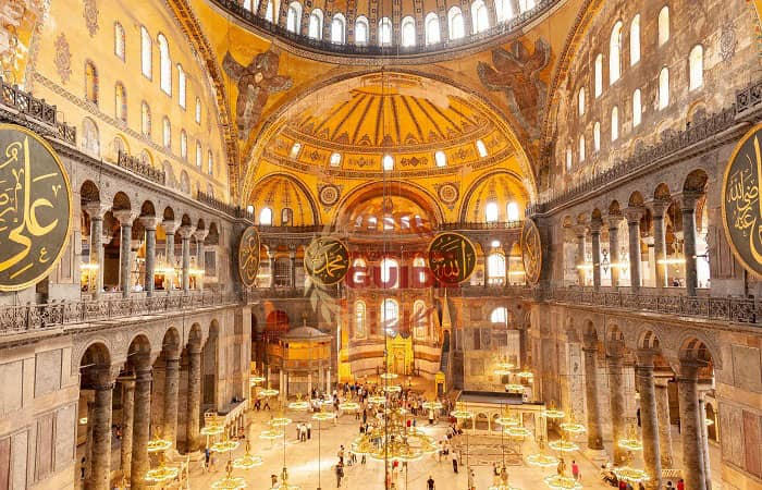istanbul guided tours
