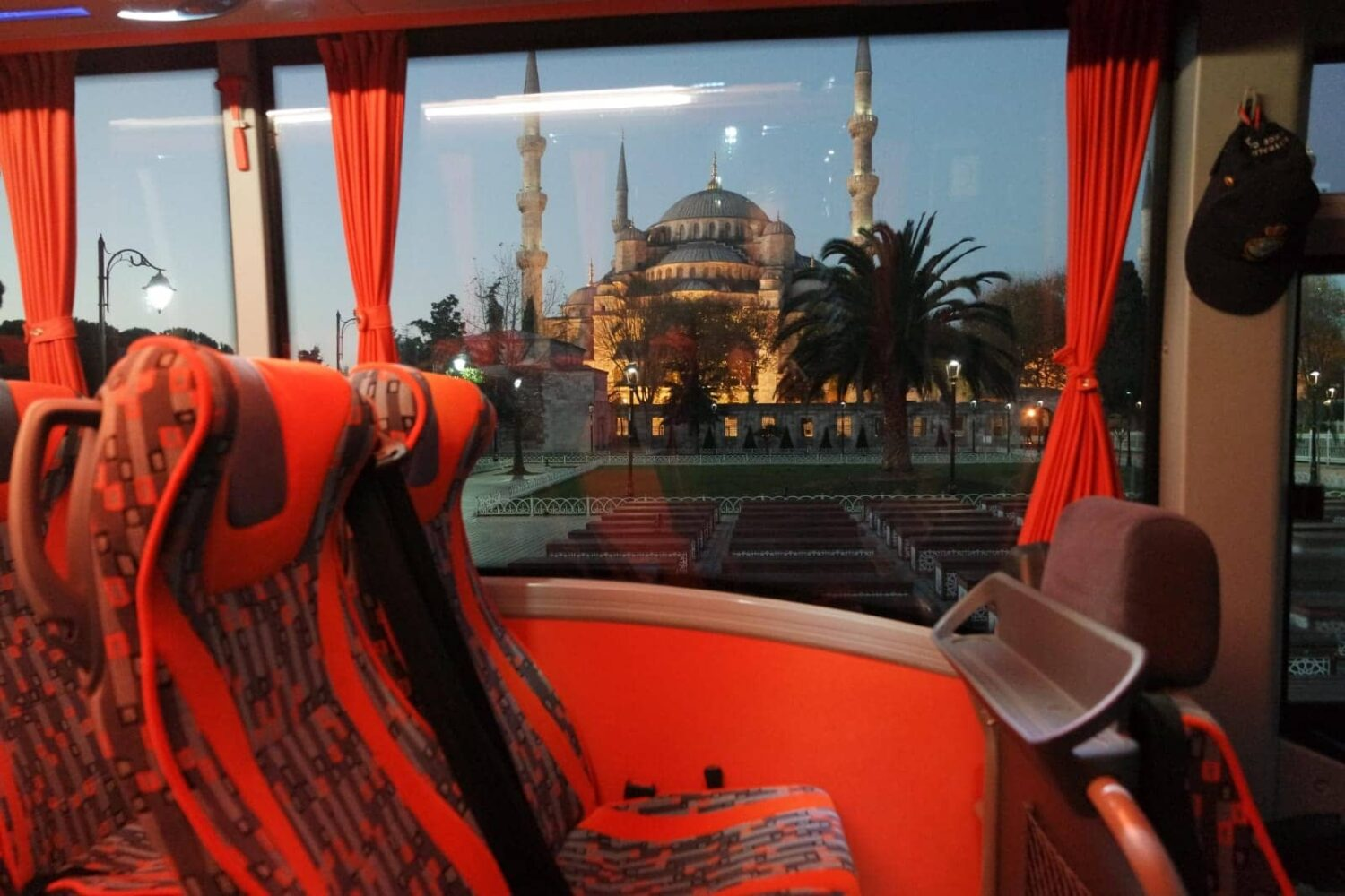 car for groups in istanbul