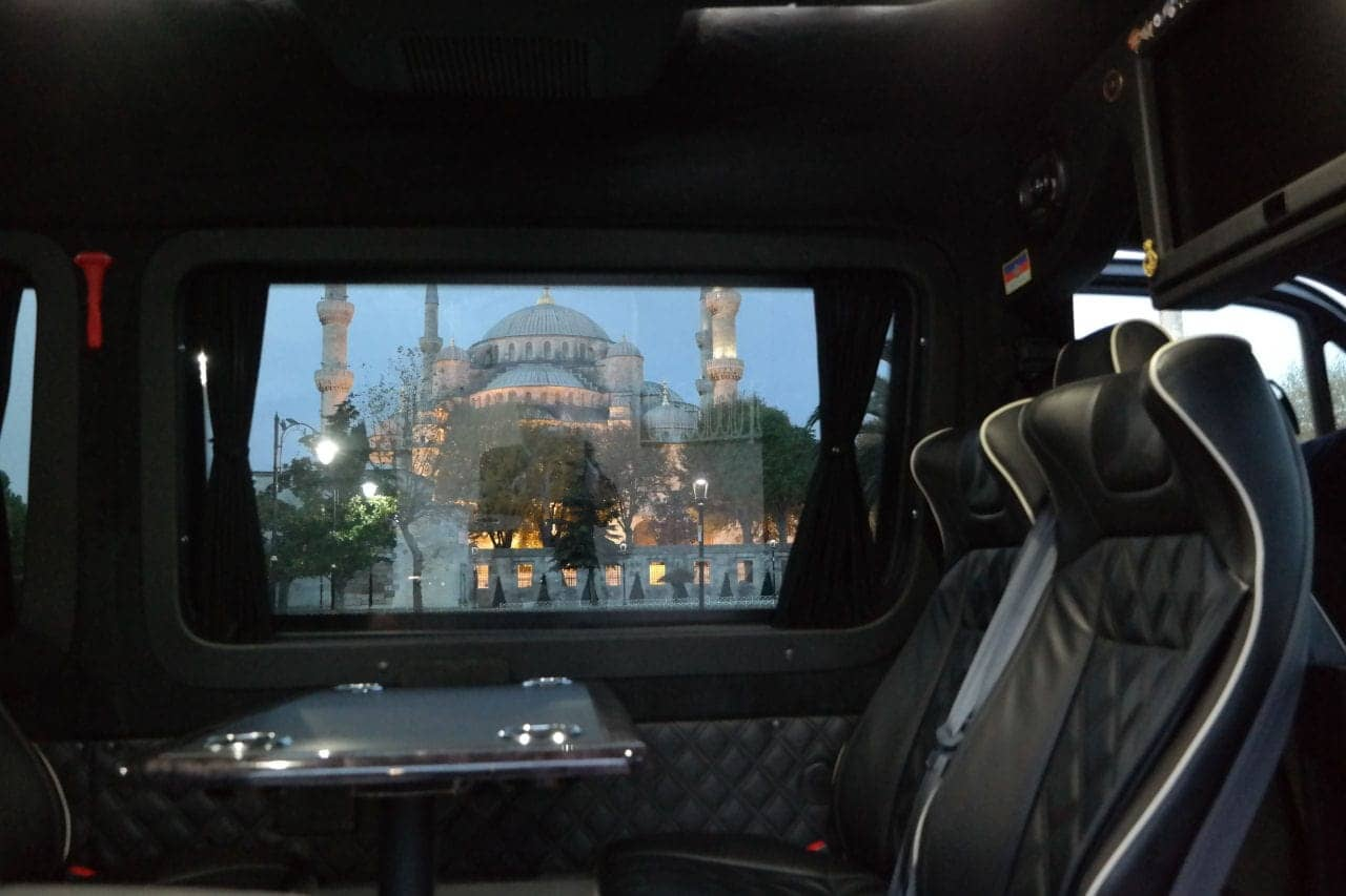 driver guide istanbul