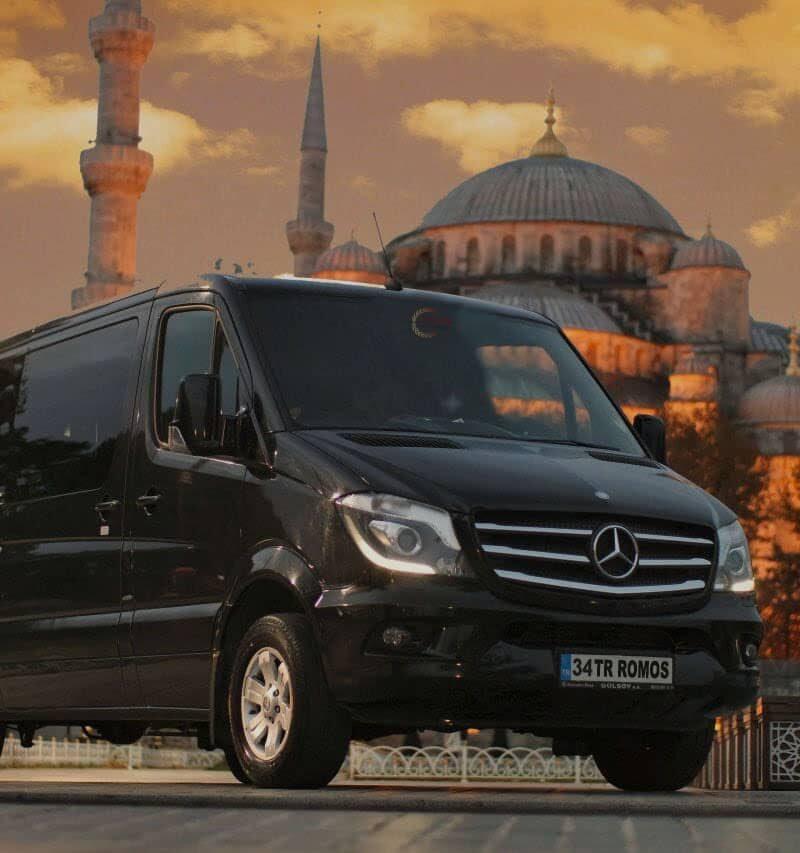 istanbul tour car